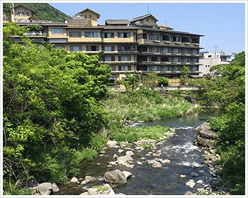 01. 箱根の大自然