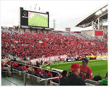 02. サッカー観戦