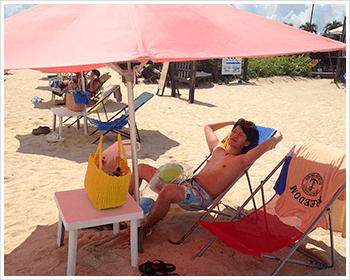02. 沖縄の小浜島